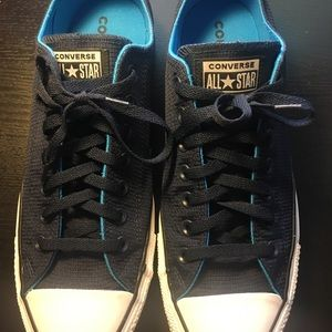 Barely worn Converse All-Stars
